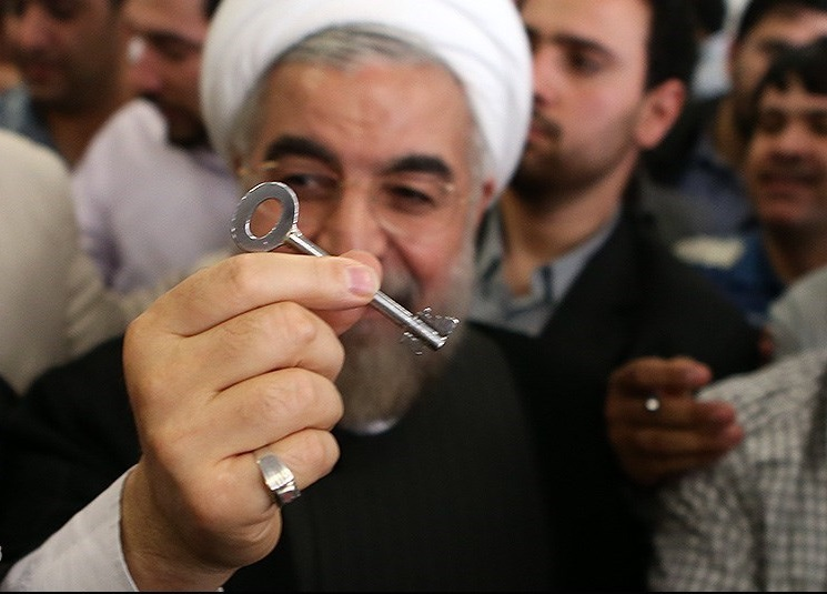 Aya-Told Me Not to Run: How Some Moderates Hold the Keys To Power in Iran