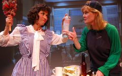 Taking a Look! The Script reviews Foothill's Odd Couple