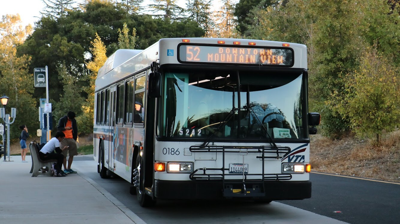 Photo of the 52 taken by staff photographer, Dawney Cheng