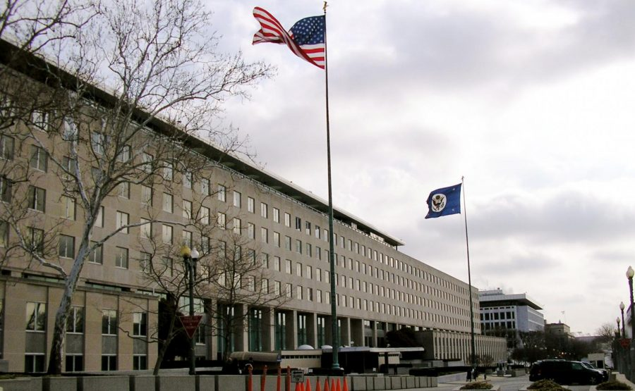 IEW: Dorothy Ngutter of the US Department of State