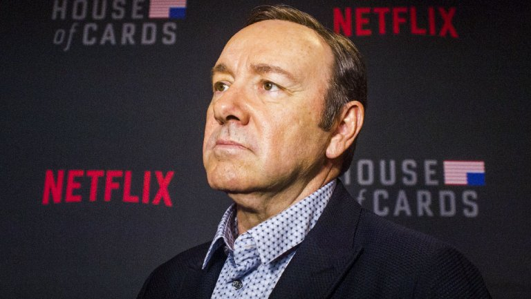 Kevin Spacey | Getty Images