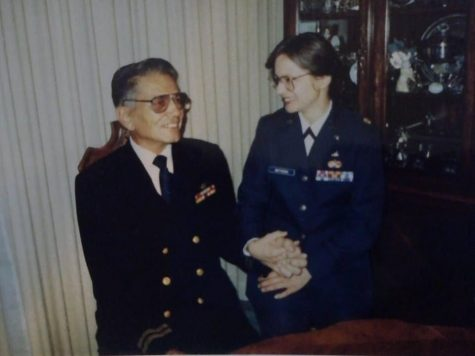 Vision of a Warrior: Interview with Retired USAF Major Gail Matthews