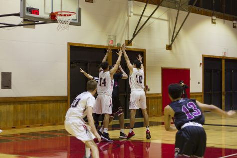 Men's Basketball to take on Cañada Colts Friday night
