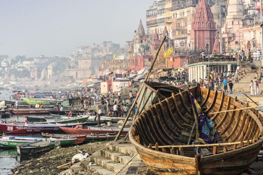 """""""Indelible India"""" Photo Showcase: India's Impression on Foothill Photographers"""