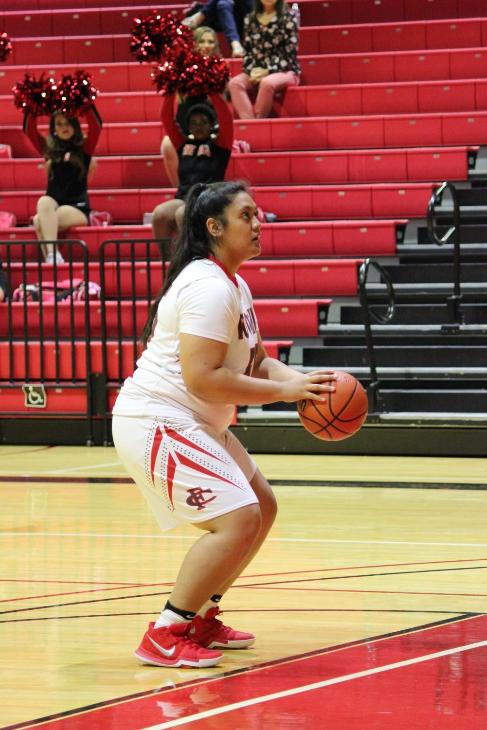 Foothill College's Women's basketball team will take on the Gavilan Ram's tomorrow.