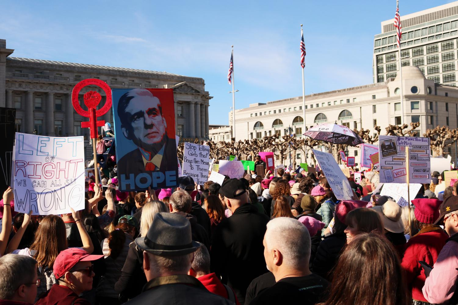 Women's March 2018: The Resistance Continues