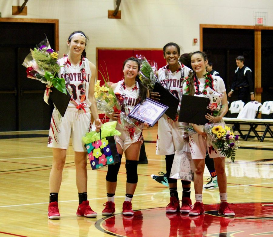 Recap: Foothill Women's Basketball vs. Mission College