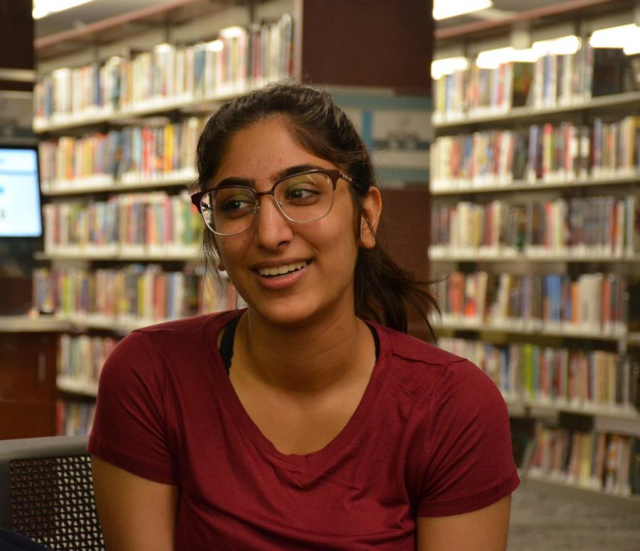 Humans of Foothill: Aakshi Kochhar