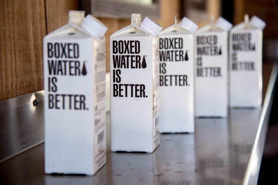New+water+bottles+served+by+KJ%27s.