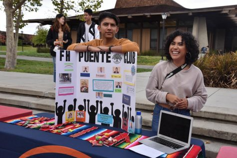 The Puente Club focus on Latinx culture and history.