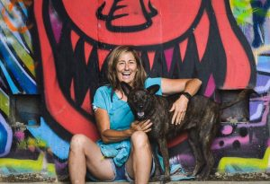 An unforgettable interview with Foothill professor Sherri Harvey
